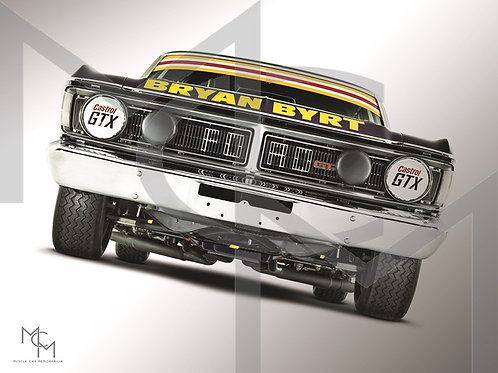 1971 Ford XY GT HO PH III - Bryan Byrt