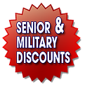 military and senior discounts at griffin