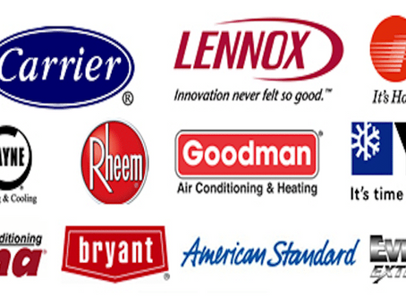 Bad HVAC Installations are the problem. Not the brand you selected.