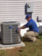 Griffin Air Heat Pump Replacements Middl