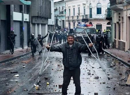 UN ESTUDIO SOBRE VIOLENCIA POLICIAL Y CRECIMIENTO POSTRAUMÁTICO