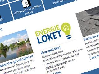 Gemeente Pekela heeft een energieloket