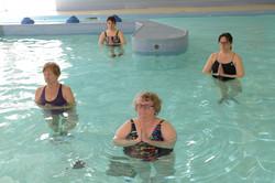 Yoga aquatique