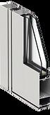 puerta millenium 2000 vector