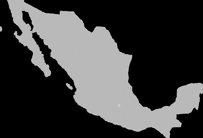 mapa mexico png