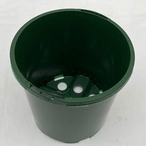 100mm plastic pots x 10 pots
