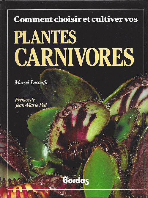 Plants Carnivores - Marcel Lecoufle