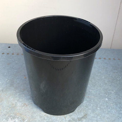 140mm Plastic Pot Black   (Fits 140mm Floating Ring)