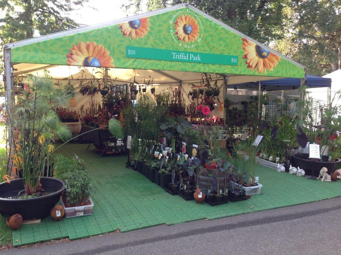 Our Melbourne International Flower and Garden Show stand 2017.
