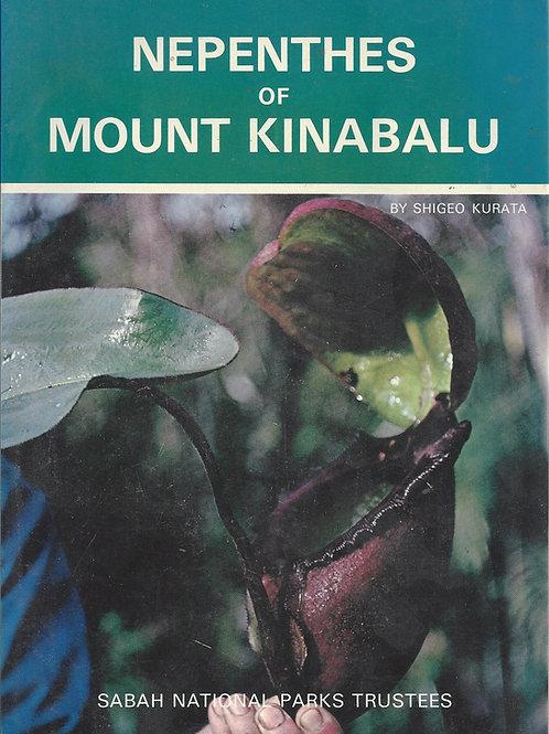 Nepenthes of Mount Kinabalu - Kurata