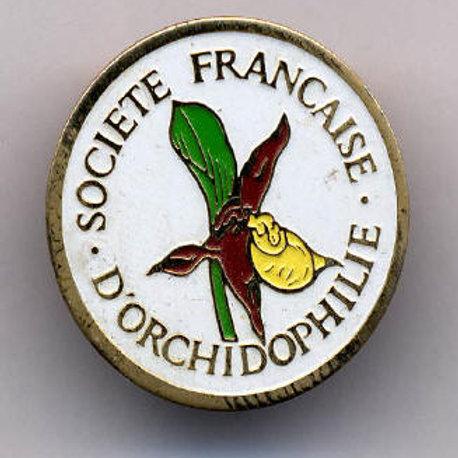 Societe Francaise D'Orchidophilie, France  $12