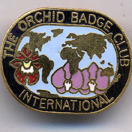 The Orchid Badge Club International  $10