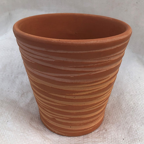 Terracotta Painted Pot - TK51037