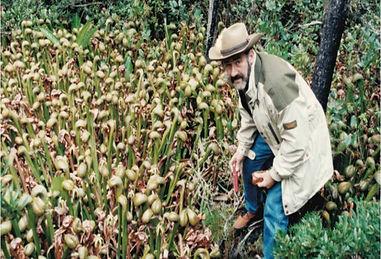6. Colin In Darlingtonia Wayside, Oregon