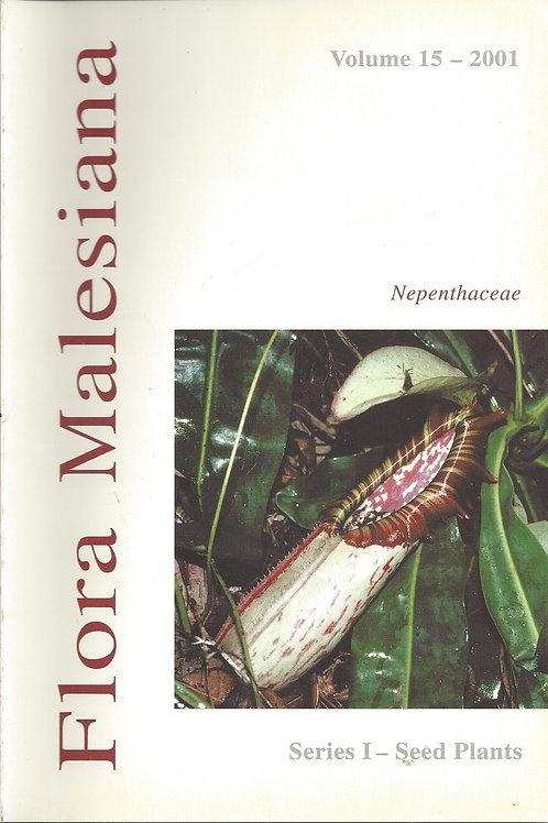 Flora Malesiana - Nepenthaceae - Cheek, Jebb