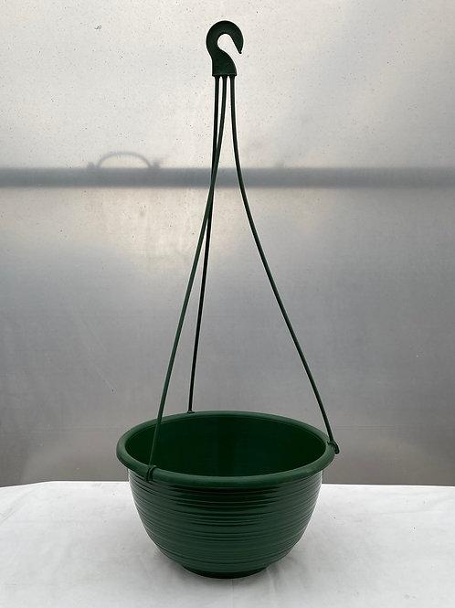 200mm plastic hanging basket