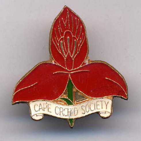 Cape Orchid Society, South Africa    $20