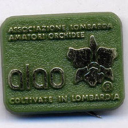 Associazione Lombarda Amatori Orchidee, Italy   $8