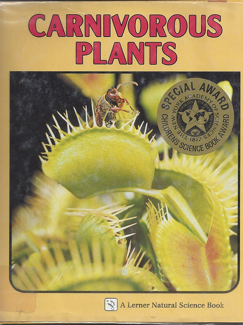 Carnivorous Plants - Overbeck - Soft cover