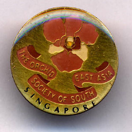 Orchid Society of South East Asia, Singapore $12