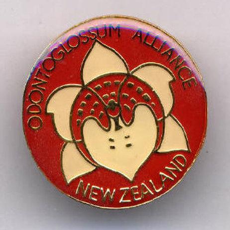 New Zealand Odontoglossum Alliance   $10