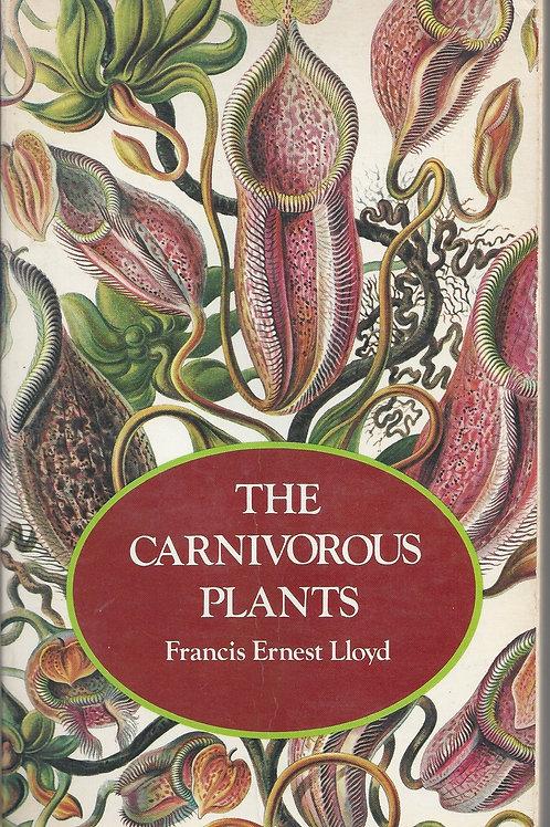The Carnivorous Plants - Lloyd