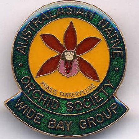 Australian Native Orchid Society, Wide Bay Group    $12