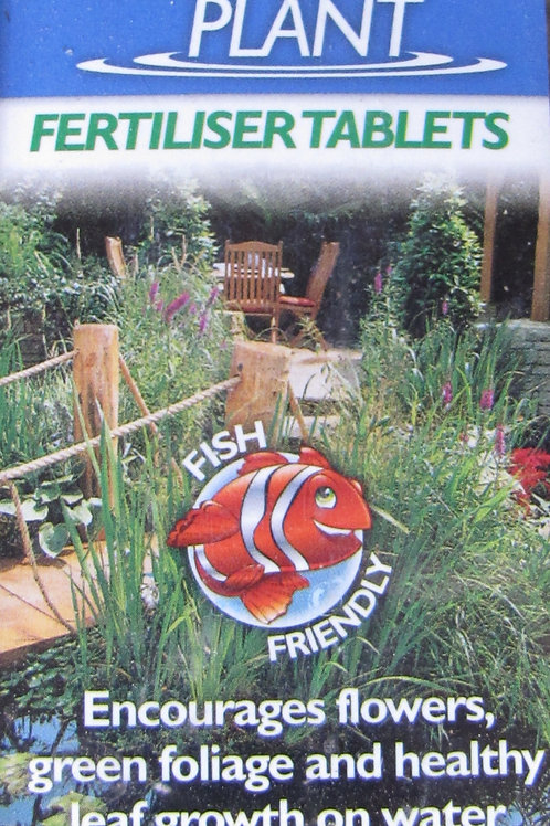 Water Plant Fertiliser Tablets x 40 tablets including postage