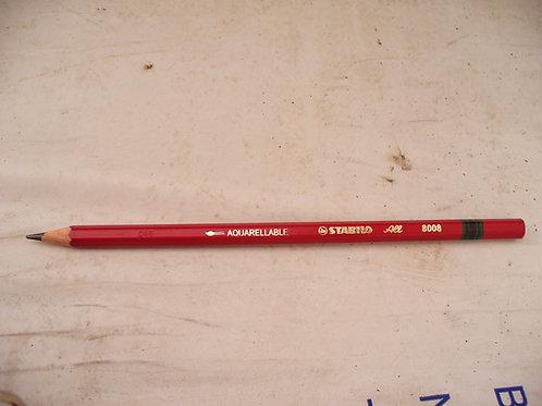 Waterproof Pencil - Aquarellable - Stabilo - 8008