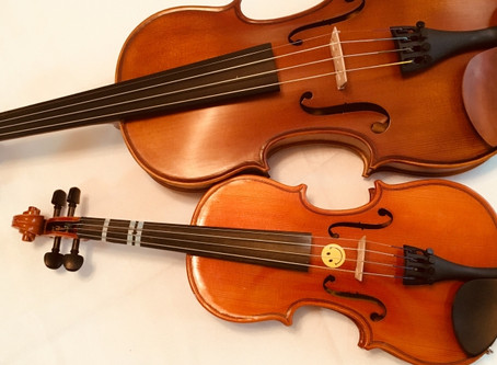 一体いくらかかる?バイオリンレッスンの初期費用