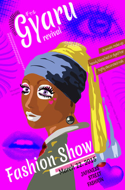 Gyaru Fashion Show