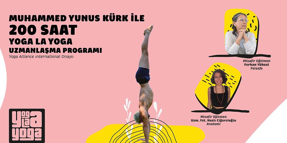 Yoga La Yoga Uzmanlaşma Programı