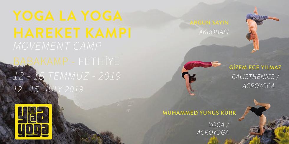 Yoga La Yoga Babadağ'da