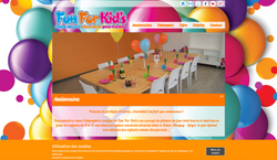 Site web fun for kids Saive