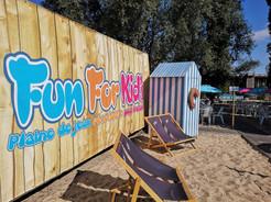 fun for kids Visé plage