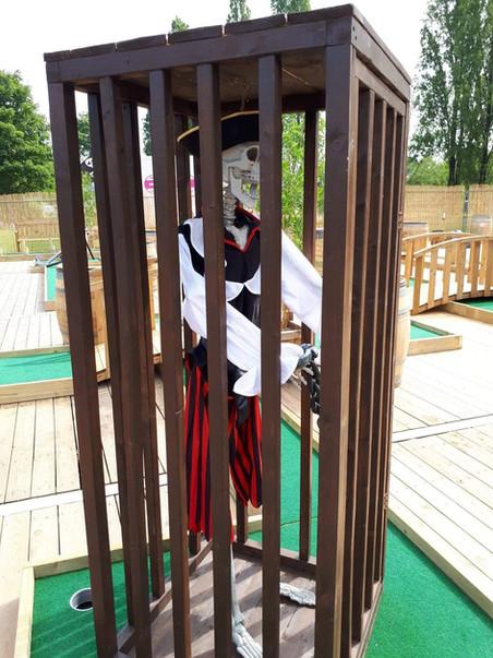 IMGfun for kids golf pirate Ile Robinson