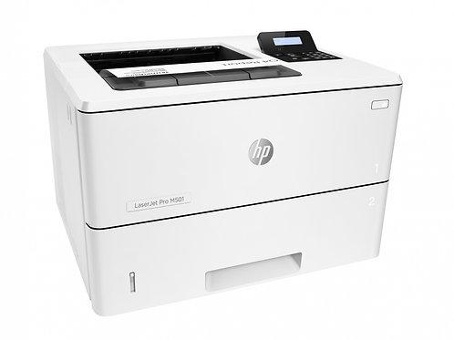 HP LaserJet Pro M501dn, Blanco y Negro, Laser, Print