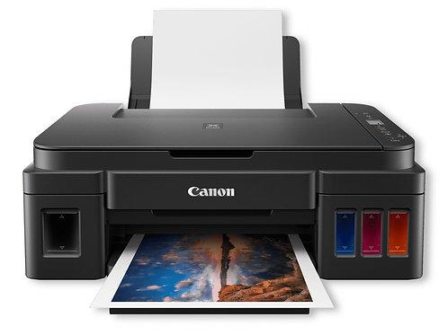 Multifuncional Canon Pixma G2110, Color, Inyección, Tanque de Tinta, Print/Scan/