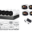 Thumbnail: Dahua Kit de Vigilancia DH-XVR1A04 de 4 Cámaras Bullet COOPER B1A11 720p y 4 Ch