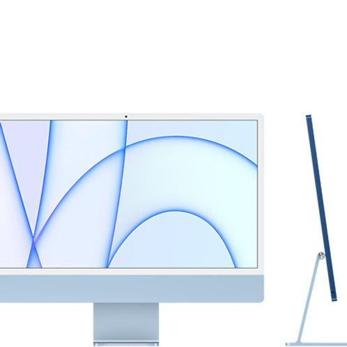 "Apple iMac 24"" 256gb 8gb RAM"