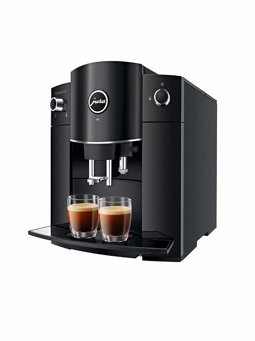 Cafetera Jura Express 1.9 L negra
