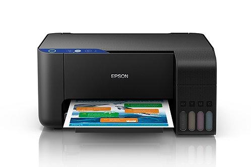 Multifuncional Epson EcoTank L3110, Color, Inyección, Tanque de Tinta