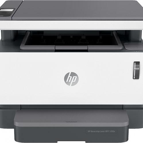 Multifuncional HP Neverstop Laser 1200a, Blanco y Negro, Láser, Print/Scan/Copy