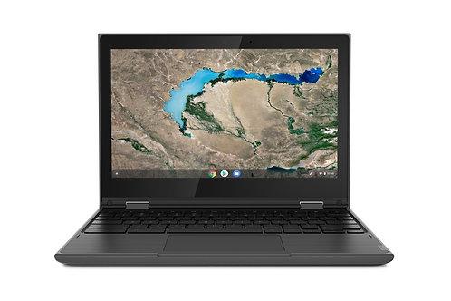 "Lenovo 2 en 1 300e 11.6"" HD, Intel Celeron N4000 1.10GHz, 4GB, 32GB, Chrome OS,"