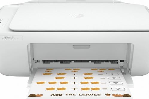 Multifuncional HP DeskJet Ink Advantage 2374, Color, Inyección, Print/Scan/Copy