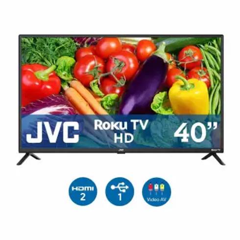 Pantalla JVC 40 Pulgadas HD Smart Roku SI40FR