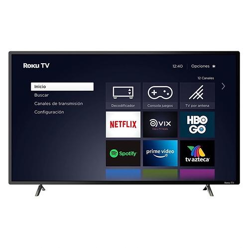 TV 42 Pulgadas JVC SI42FR Smart TV Full HD LED Roku TV