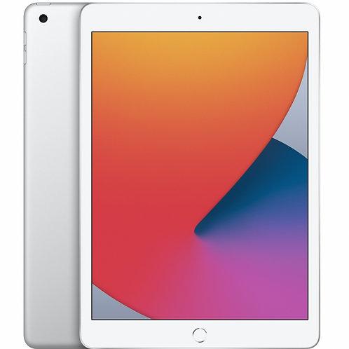 "Apple iPad 8 Retina 10.2"", 32GB, Wi-Fi, Silver 8.ª Generación"