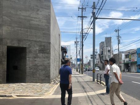 日本建築士会連合会賞 現地審査