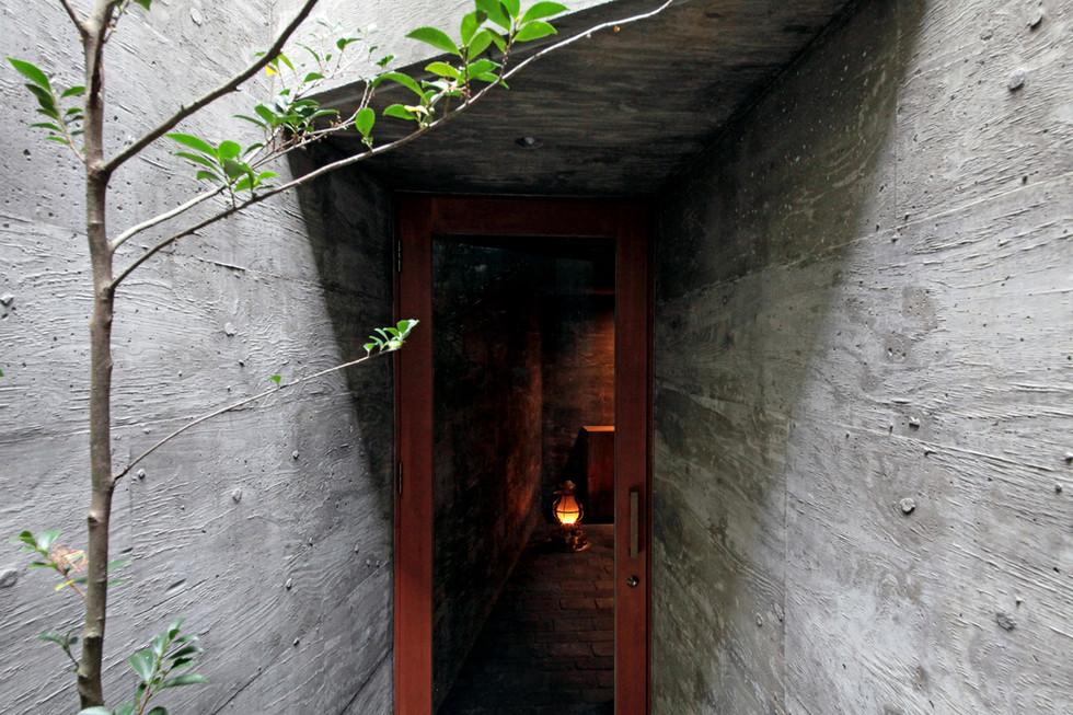 21 光洞の家